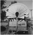 A covered wagon in a migratory carrot pullers' camp - NARA - 195850.tif