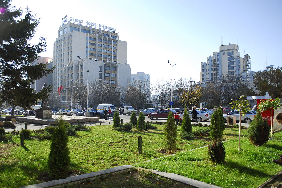 Kosovo – Travel guide at Wikivoyage