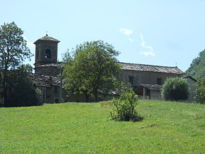 Novalesa Abbey - Abbey of Novalesa
