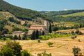 Abbazia di Sant'Antimo - Castelnuovo dell'Abate - Montalcino - Province of Siena, Tuscany, Italy - 17 June 2013.jpg