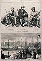 Above, W.O. Livingstone, L.S. Dawson and W. Henn, leaders of Wellcome V0018823.jpg