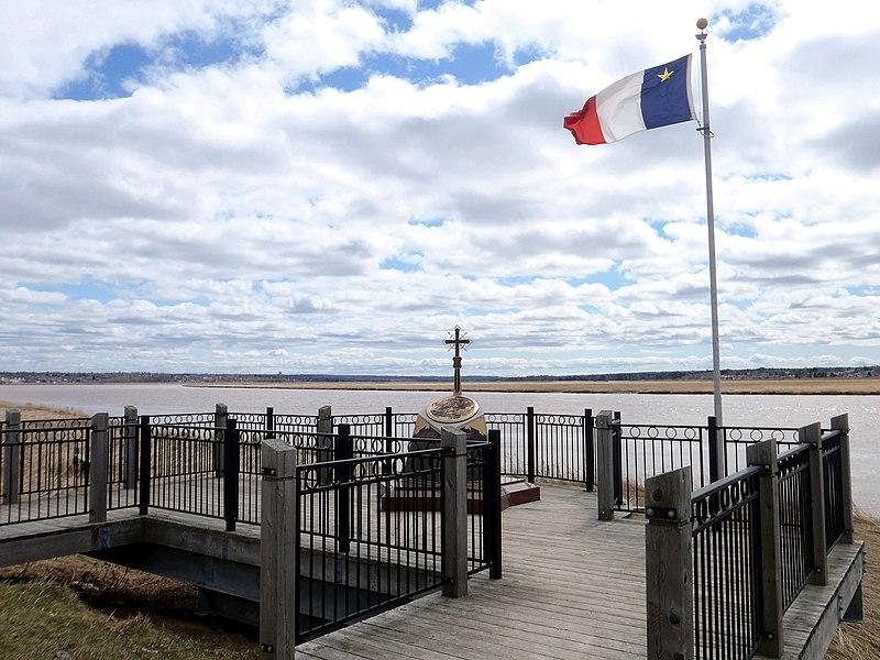 File:Acadian Memorial Moncton New Brunswick Canada.jpg