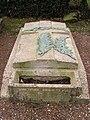Acheux-en-Amiénois (cimetière) tombe d'Edmée Jarlaud 1a.jpg