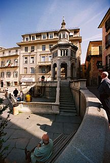 Acqui Terme Comune in Piedmont, Italy