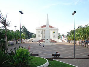 Rio Branco, Acre - Rio Branco is the most important educational centre of the state.