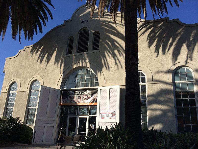 File:Actors' Gang at Ivy Substation in Media Park, Culver City, California.JPG