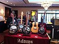 Adams Resophonic Guitars, exhibited in main hall, 2011 TSGA Jamboree.jpg