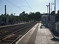 Addington Village tramstop look west.JPG