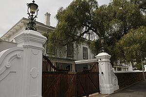 Cape of Good Hope Station - Admiralty House, Simonstown