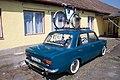 Advertising car of the museum - Bike Museum, Balassagyarmat.jpg