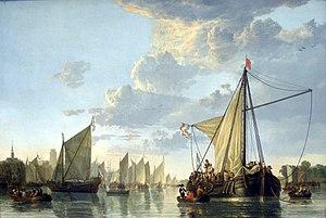 1660 in art - Image: Aelbert Cuyp 003