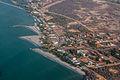 Aerial view of El Yaque Beach.jpg