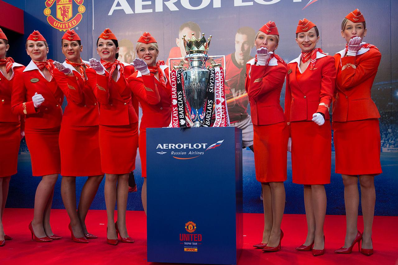 aeroflot attendant File:Aeroflot Manchester United Trophy Tour in Tokyo (13049137133).jpg