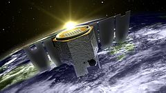 Aeronomy of Ice in the Mesosphere (AIM) artist's concept.jpg