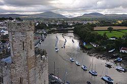 Afon Seiont in Caernarfon (7492).jpg