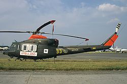 Agusta Hkp11 (AB-412SP), Sweden - Air Force AN1124475.jpg