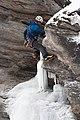 Aiguilles - Escalade sur glace - janvier 2014 - 15.jpg
