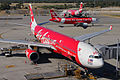 AirAsia variety at Perth Airport.jpg