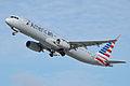 Airbus A321-231(w) 'N102NN' American Airlines (14317556496).jpg