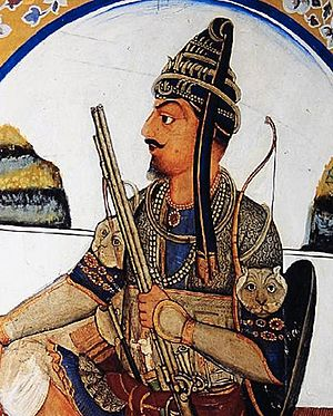 Jathedar of Akal Takht - Image: Akali Hanuman Singh