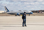 Alan Gross released from Cuban prison, arrives at Joint Base Andrews 141217-F-WU507-623.jpg