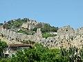 Alanya - Weg vom Hafen-Roten Turm zur Nordbastion per Fuß mit Abkürzungen - panoramio (1).jpg