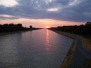Hasselt - Albert Canal near Hasselt