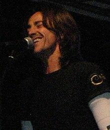 Alberto Fortis in concerto a San Bartolomeo al Mare nel 2007