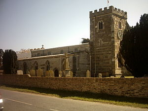 Aldborough, North Yorkshire - Aldborough Parish Church