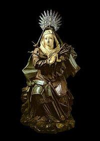 Aleijadinho (1730-1814)Nossa Senhora das Dores, séc. XVIII