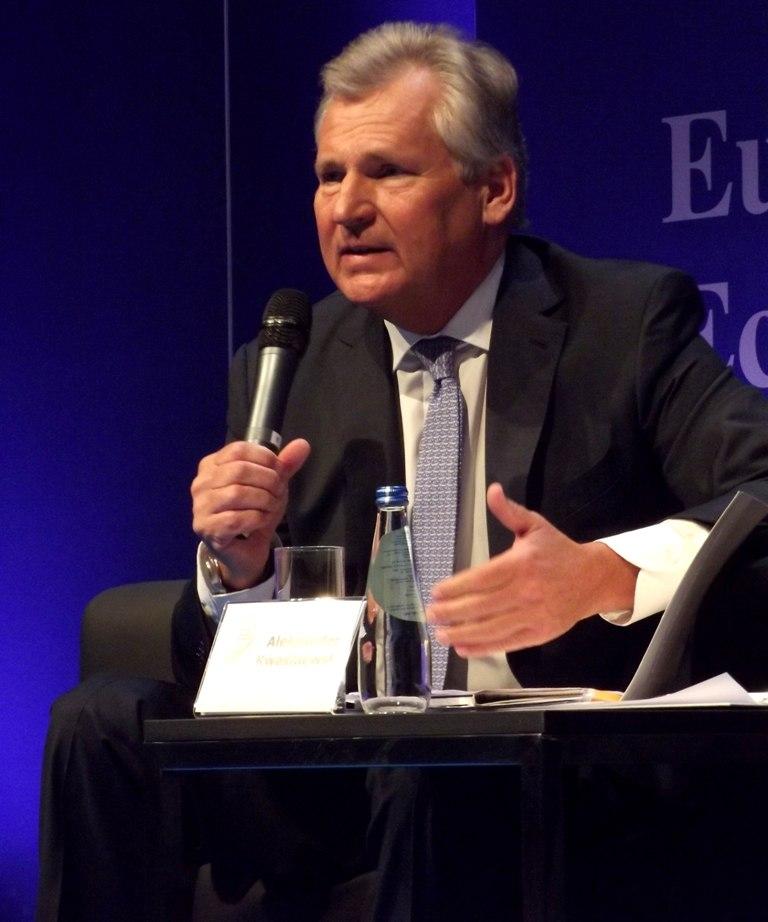 Aleksander Kwaśniewski - Europejski Kongres Gospodarczy 2013 (5)