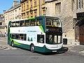 Alexander Dennis Enviro 400H diesel-electric hybrid bus, Magdalen Street, Oxford.jpg