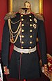 Alexander II's general uniform for coronation (1856, Kremlin museum) by shakko 02.jpg