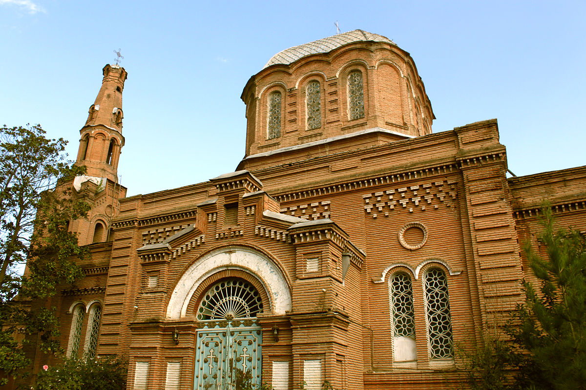 Александро-Невская церковь, 2013 г.