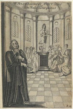 Alexander Ross (writer) - Alexander Ross, 1648 engraving by William Faithorne.