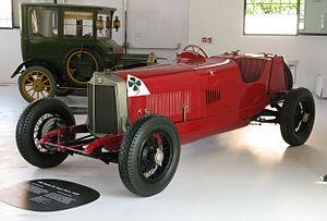 Alfa Romeo RL - Image: Alfa Romeo RL Targa Florio fl