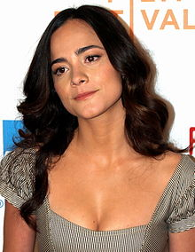 Alice Braga at the 2008 Tribeca Film Festival.JPG