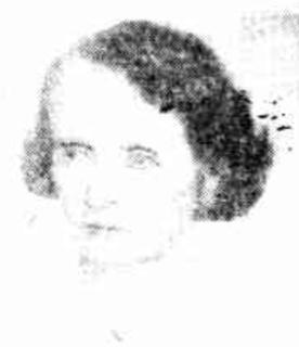 Alice Maud Sewell (1881-1971) community worker
