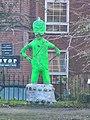 Alien In Barnard park. - geograph.org.uk - 110049.jpg