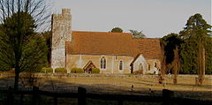 All Saints Church, West Farleigh