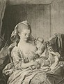 Alleged portrait of Madame Poitrine, nurse of the first Dolphin.jpg