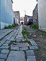 Alley between Rochester Street and Ordnance Street - geograph.org.uk - 1555837.jpg