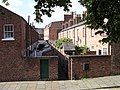 Alleyway to the rear of Albion Street. - geograph.org.uk - 1098152.jpg