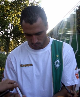 Hugo Almeida - Almeida at Werder Bremen in 2006