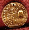 Alvise contarini, zecchino contromarcato sahib, 1676-84.jpg