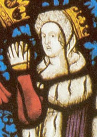 Elisabeth of Bohemia (1358–1373) - Image: Alzbeta