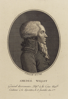 Amédée Willot French soldier and politician