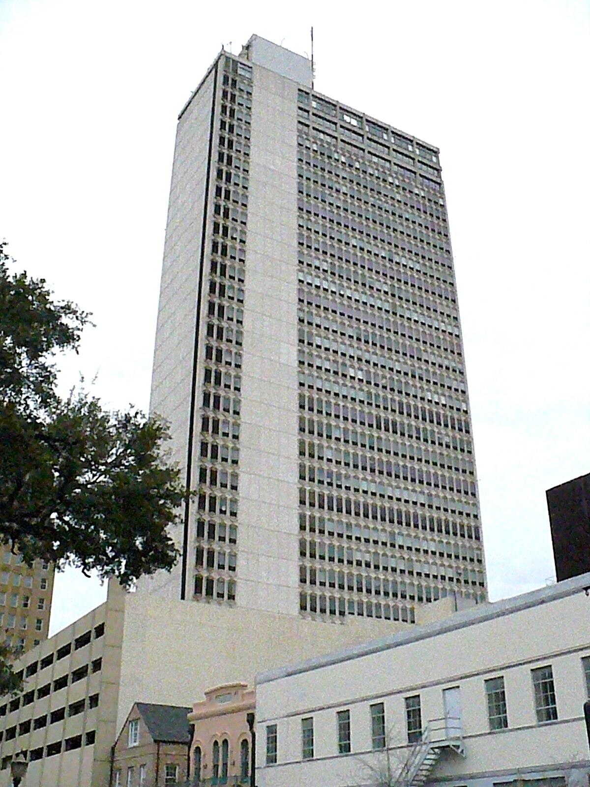 Rsa Banktrust Building Wikipedia