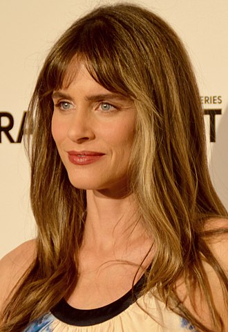 Amanda Peet - Peet at the premiere screening of Amazon Studios' comedy Transparent in September 2014