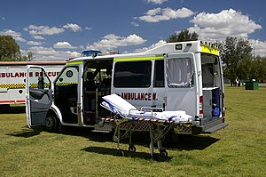 New South Wales Ambulance - Mercedes Benz Sprinter